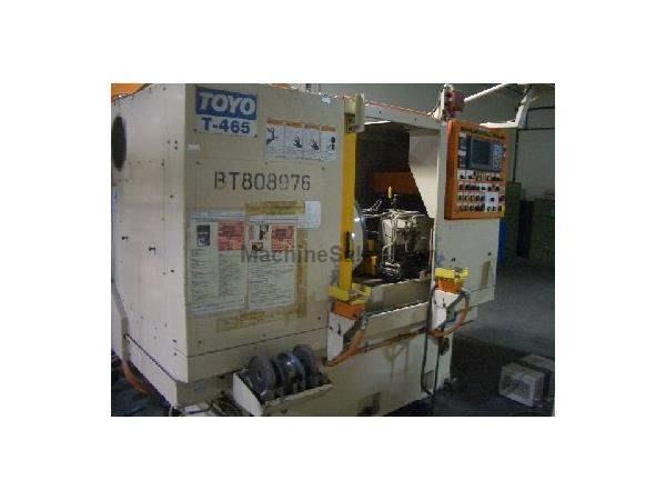 NO.T-465, TOYO,USED NEDW TECHNOLOGY- LARGE RING CUTTER-CAN DO MORE CORRECTION