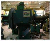 "10000 Lb. X 30"" X .125, COE, DBL END UNCOILER, STRAIGHTENER, SERVO FEED, 1992"
