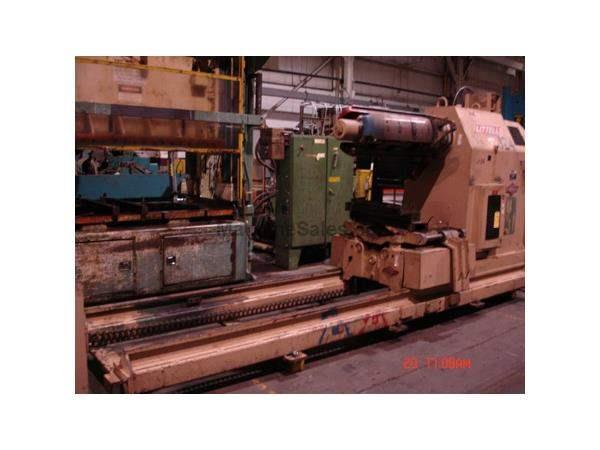 "20000 Lb., LITTELL, No. S200-632D-7PD, 20,000LBS X 30"" X .150 LITTELL SERVO FEED LINE, REEL/CAR, STRAIGHTENER, FEED"