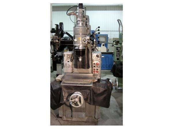 "MOORE, No. G-18, 19""X11""TRAVEL, 11""X24""TABLE, 40,000RPM SPINDLE, 1981"