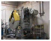 "800 Ton, TOLEDO MODEL 665-A, 5""STR, 16""SH, 28 SPM, 30""X20""BA"