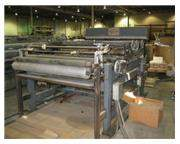 "WELTY WAY, No. SLR 6016, 60"" X 16 GA X 20,000LBS,"