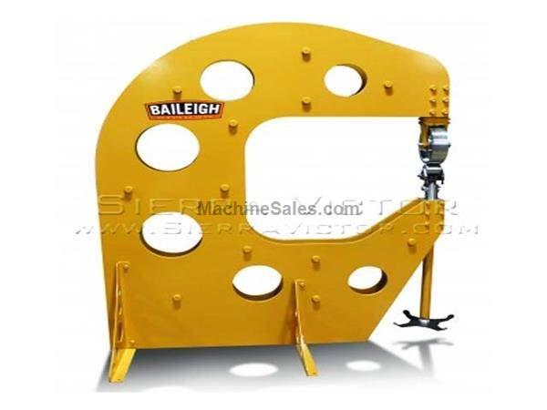 "37"" x 16 ga BAILEIGH® Manual English Wheel"