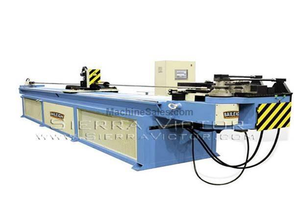 "3.149"" x .137"" BAILEIGH® CNC Mandrel Tube Bender"