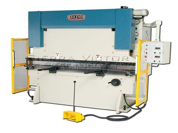 "67 Ton x 78"" BAILEIGH® Hydraulic Press Brake"