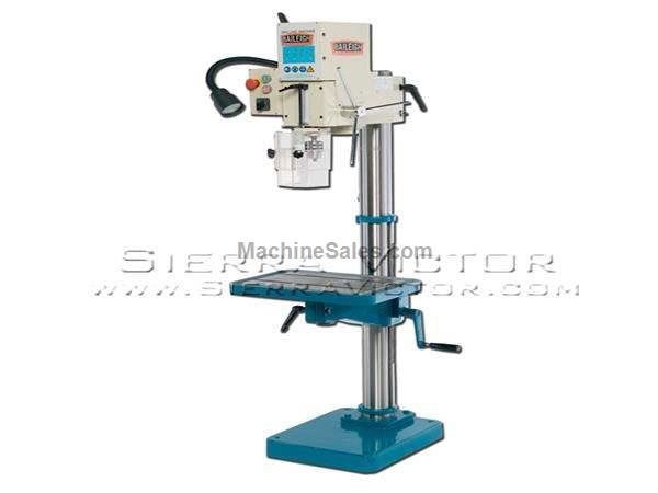 "16"" BAILEIGH® Gear Driven Metal Drill Press"