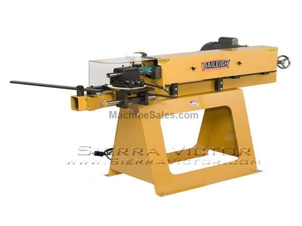 "2"" BAILEIGH® Abrasive Pipe & Tube Notcher"