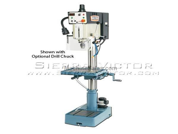"16"" BAILEIGH® Variable Speed Drill Press"