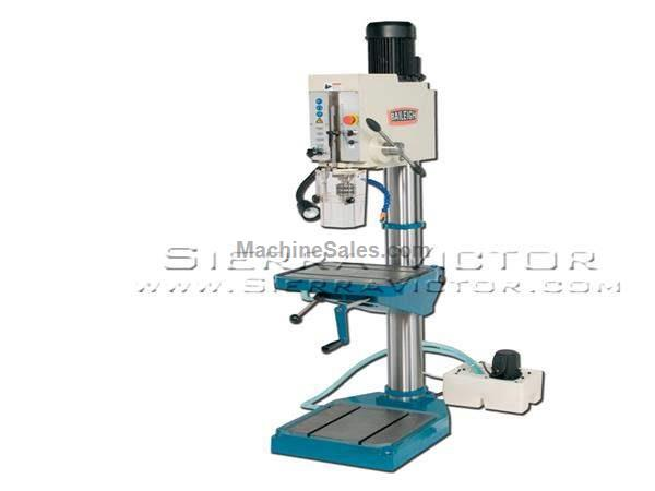 "20"" BAILEIGH® Gear Driven Drill Press"