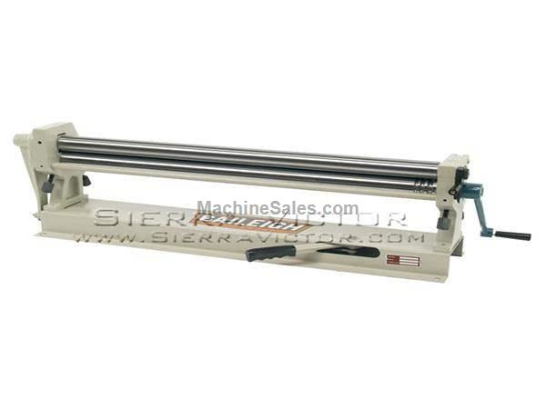 "36"" x 22 ga. BAILEIGH® Manual Slip Roll"