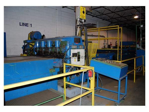 Used 72 X 105 X 20 000lbs Dahlstrom Ctl Line For Sale