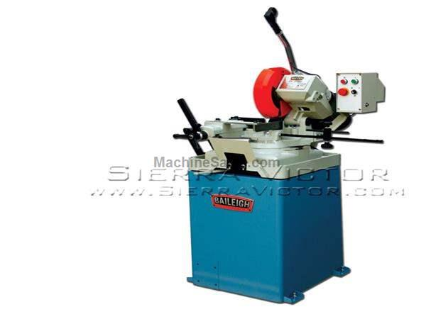 "11"" BAILEIGH® Euro-Style Manually Operated Cold Saw"