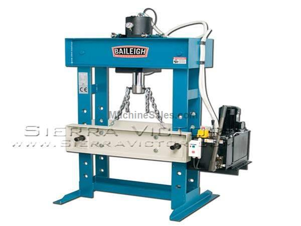 66 Ton BAILEIGH® Hydraulic Workshop Press