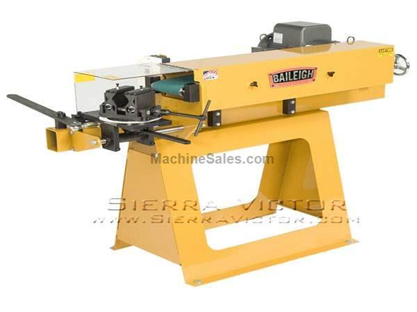 "3"" BAILEIGH® Abrasive Tube & Pipe Notcher"