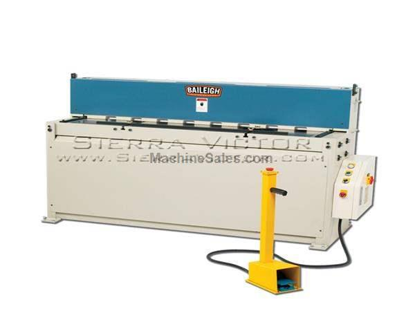 "5' (60"") x 10 ga BAILEIGH® Hydraulic Metal Shear"