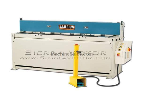 "5' (60"") x 14 ga BAILEIGH® Hydraulic Metal Shear"
