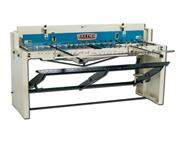 "52"" (4') x 16 ga BAILEIGH® Foot Stomp Shear"