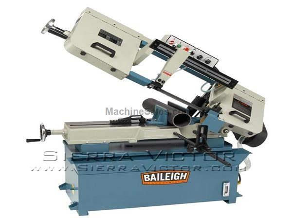 "9"" x 13-1/2"" BAILEIGH® Horizontal Band Saw"
