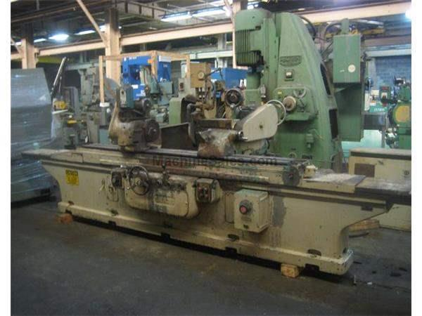 "14"" Swing 72"" Centers Landis CH OD GRINDER, HYD. TABLE, 14"" WHEEL, LIVE/DEAD WKHD.,"