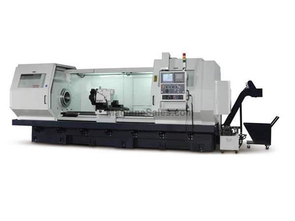 "31.5"" Swing 118"" Centers Willis 32120-12 NEW CNC LATHE, Fanuc ctrl, 30 HP, 4-600 RPM, 230V"