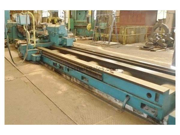 WMW Niles DPS/1 1400X8000/1 Engine Lathe
