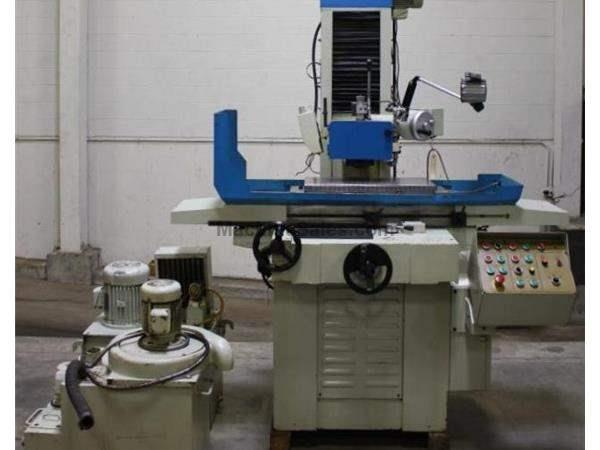 "12"" x 24"",Super-Tec,STP1428-AD,3-Axis Hyd, Incremental Downfd.,Coolant,Dust,1998"