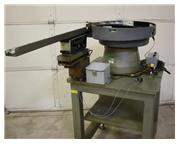 "No.15 Automation Devices,34""Dia.Bowl,2""Track,CW/CCWDirection,T-18 34""Feed A"