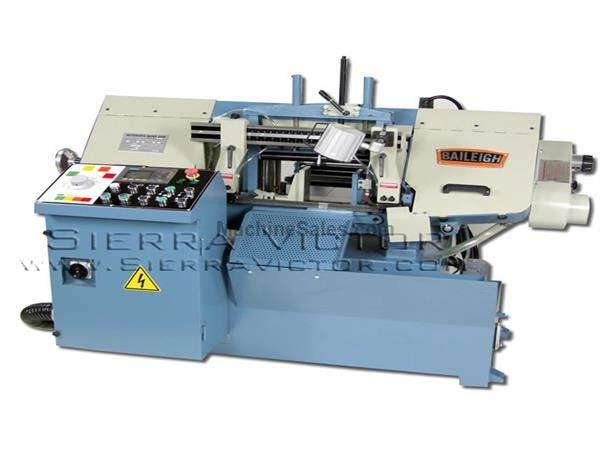 "10"" BAILEIGH® Automatic Band Saw"
