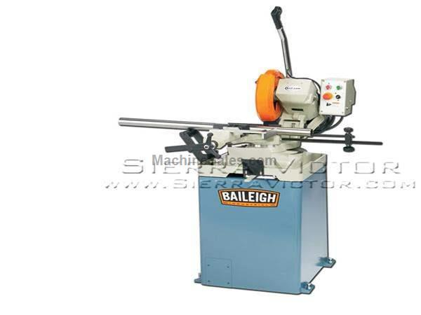 "12-1/2"" BAILEIGH® Manually Operated Cold Saw"