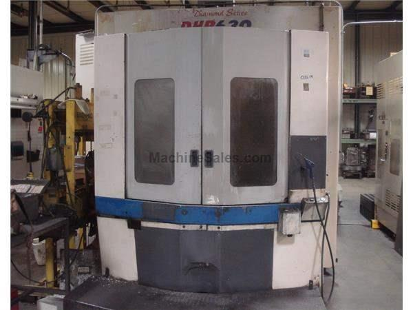 2001 Daewoo DHP-630 Horizontal Machining Center