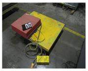 "39 1/2"" X 48"" ELECTROHYDRAULIC SCISSOR LIFT TABLE"
