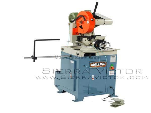 "14"" BAILEIGH® Semi-Auto Non-Ferrous Metal Cutting Saw"
