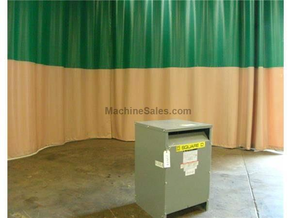 Used Square D 45KVA/3Ph Transformer