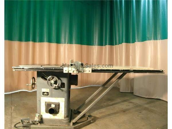 Used Table Saws For Sale Machinesales Com