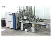 Used Delle Vedove CVS-3 Vacuum Finishing Line