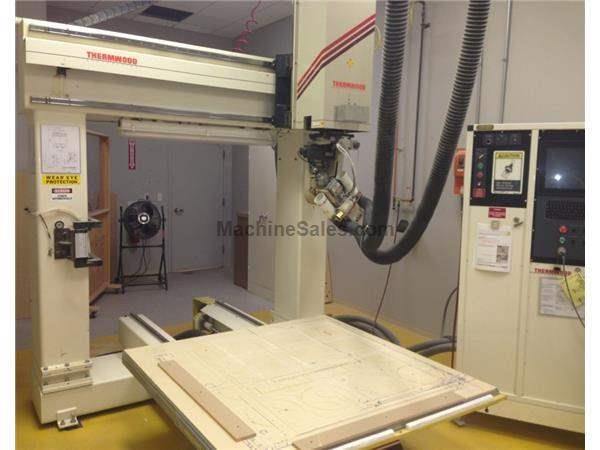 Used Thermwood C67 CNC Router