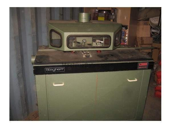 Used Stegher BOF Automatic Shaper
