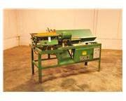 Used Nichols Automatic Cleat Block Machine