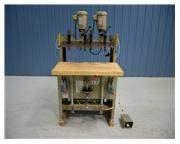 Used Sicotte model 700-3 Vertical Boring Machine
