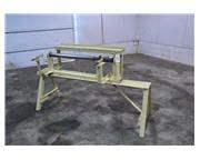 Used Custom Lathe Set Up Stand
