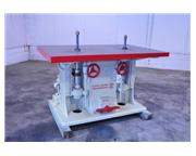 Used Whitney 39A Double Spindle Shaper