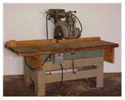 Used model 450 Radial Arm Saw