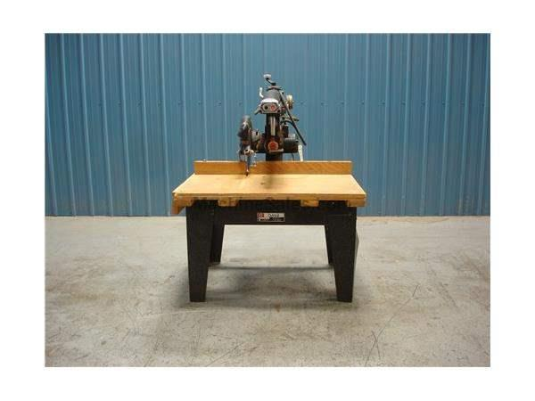 Used Dewalt 3573 Radial Arm Saw