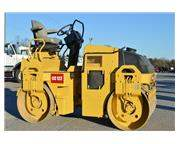 2007 DYNAPAC CC122 SMOOTH DRUM ASPHALT ROLLER