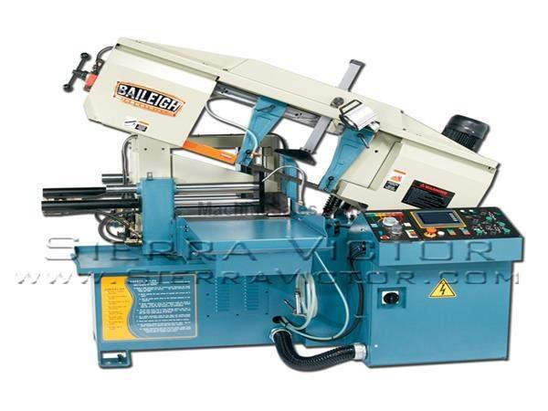 "13"" x 18"" BAILEIGH® Automatic Metal Cutting Bandsaw"