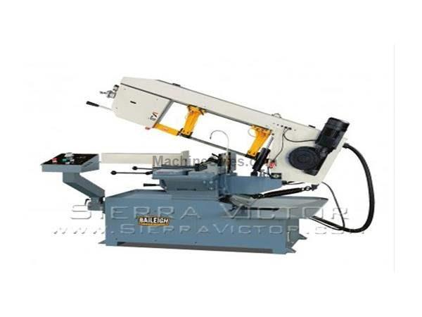 "13"" x 18"" BAILEIGH® Dual Mitering Band Saw"