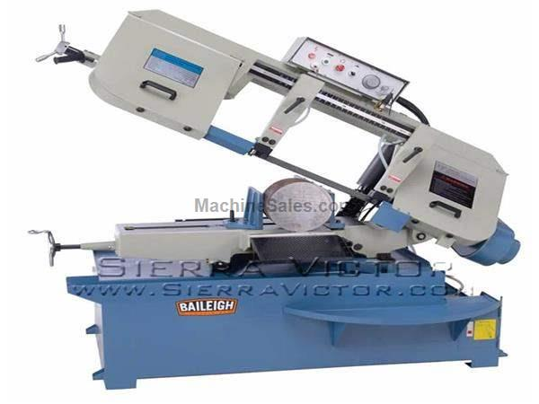 "13"" x 19"" BAILEIGH® Single Miter Band Saw"