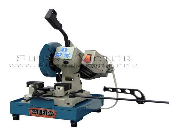 "2.25"" BAILEIGH® Manually Operated Cold Saw"