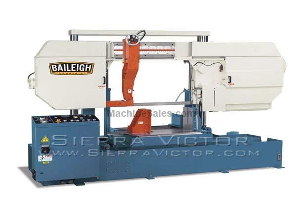 "27.5"" BAILEIGH® Dual Column Band Saw"