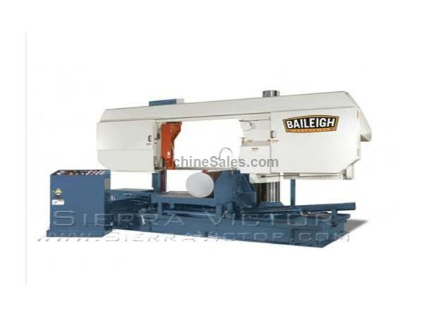 "31.5"" BAILEIGH® Semi Automatic Band Saw"